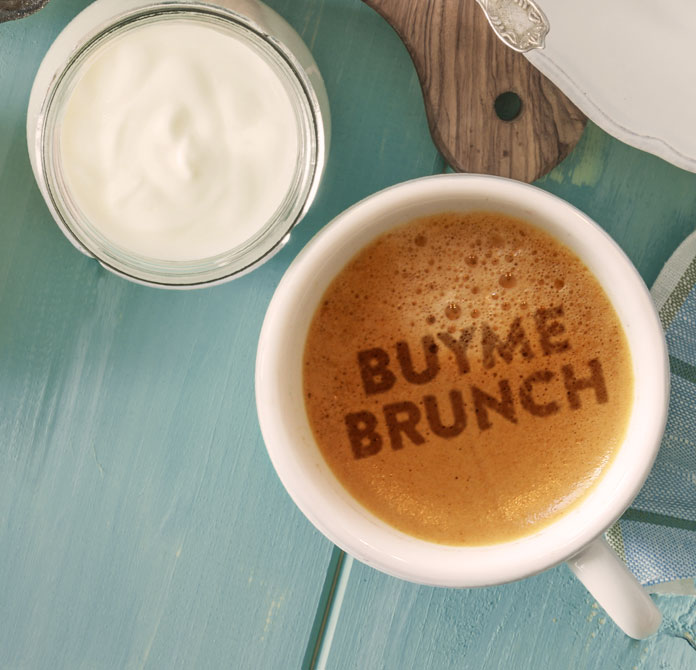 לוגו קפה BUYME